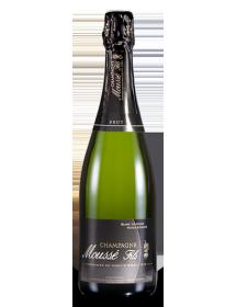 Champagne Moussé Fils Noire Réserve Blanc de noirs