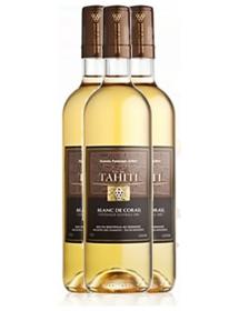 Coffret vin Noël - 3 bouteilles de vin de Tahiti