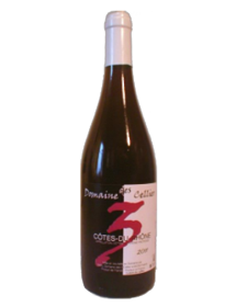 Domaine des 3 Cellier Côtes-du-Rhône 3 Rouge 2014