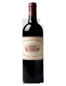 Pavilon Rouge Margaux second vin de Château Margaux 1983