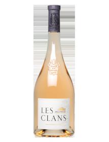 Château d'Esclans Côtes-de-Provence Les Clans Rosé 2011