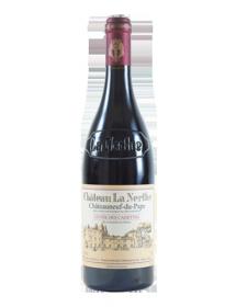 Château La Nerthe Châteauneuf-du-Pape Cuvée des Cadettes Rouge 2010 - Caisse Bois d'origine de 6 bouteilles