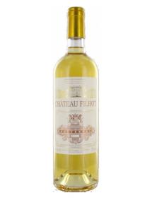 Château Filhot 2ème Grand Cru Classé Sauternes Blanc liquoreux 1986