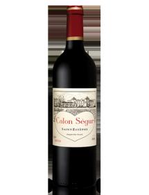Château Calon Ségur 3ème Grand Cru Classé Saint-Estèphe Rouge 1986