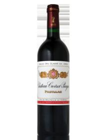Château Croizet-Bages 5ème Grand Cru Classé Pauillac Rouge 1986