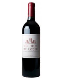 Les Forts de Latour 2ème vin du Château Latour Pauillac Rouge 1971