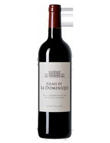 Relais de La Dominique de Château La Dominique Rouge 2012