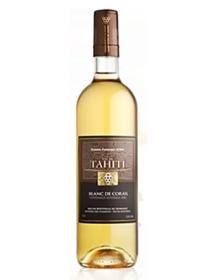 Domaine Ampelidacées Blanc de Corail Vin de Tahiti 2013