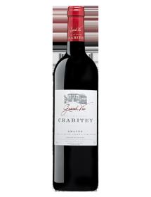 Château Crabitey Graves Rouge 2010 Impériale  6 litres - Caisse Bois d'origine d'1 Impériale