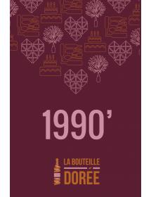 COFFRET CADEAU VIN 1990 À 1999