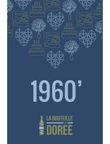 COFFRET CADEAU VIN 1960 À 1969