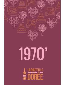COFFRET CADEAU VIN 1970 À 1979