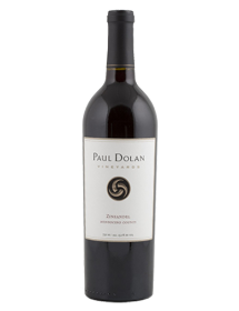 Paul Dolan Zinfandel Mendocino Californie USA Rouge 2015