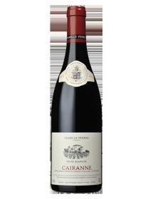 Famille Perrin Côtes-du-Rhône Cairanne Peyre Blanche Rouge 2015