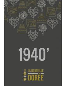 COFFRET CADEAU VIN 1950 À 1959