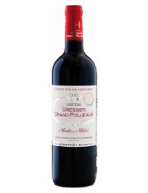 Château Gressier Grand Poujeaux Moulis-en-Médoc Cru Bourgeois Rouge 2008