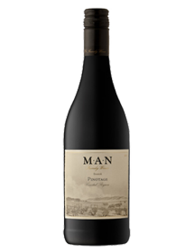 Man Family Wines Bosstok Pinotage Coastal Region Afrique du Sud Rouge 2013