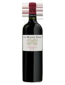 Les Mains Sales Bordeaux Malbec 2011