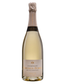 Champagne Hervieux-Dumez Brut de Chardonnay Blanc de blancs 1er Cru
