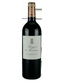 Le Bouquet de Monbrison Margaux Rouge 2013