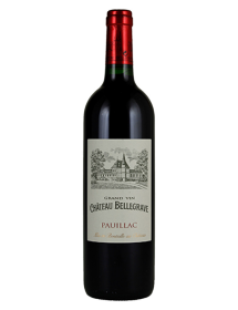 Château Bellegrave Pauillac Cru Bourgeois Rouge 2013