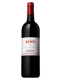 Echo de Lynch-Bages Pauillac Rouge 2013