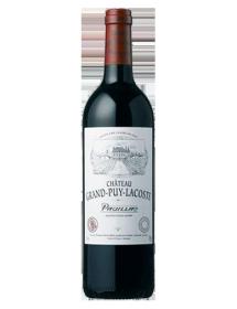 Château Grand-Puy-Lacoste 3ème Grand Cru Classé Pauillac Rouge 1987