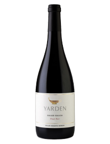 Yarden Golan Heights Pinot Noir Israël Rouge 2014