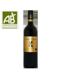 Château Lion Noir Côtes-de-Bourg Agriculture Biologique Rouge 2015