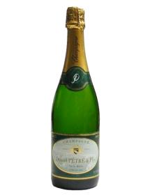 Champagne Daniel Pétré Cuvée Marie Blanc de blancs