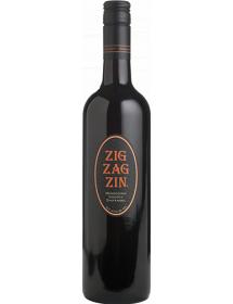 Zig Zag Zin Zinfandel Mendocino County USA Rouge 2011