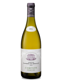 Chandon de Briailles Corton Grand Cru Blanc 2006
