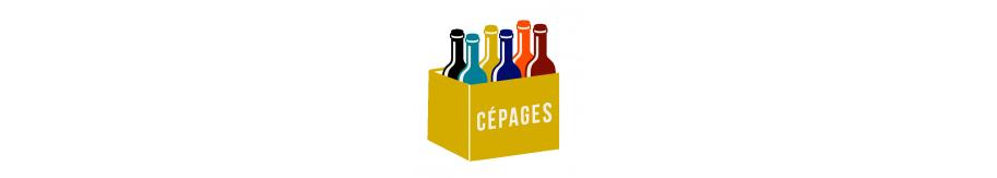 COFFRETS THÉMATIQUES CÉPAGES