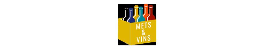 COFFRETS THÉMATIQUES METS & VINS