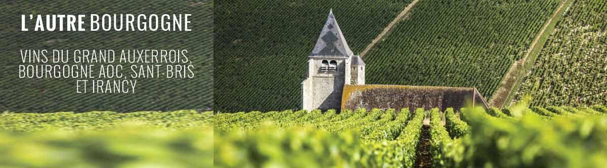 L'autre Bourgogne : vins du Grand Auxerrois