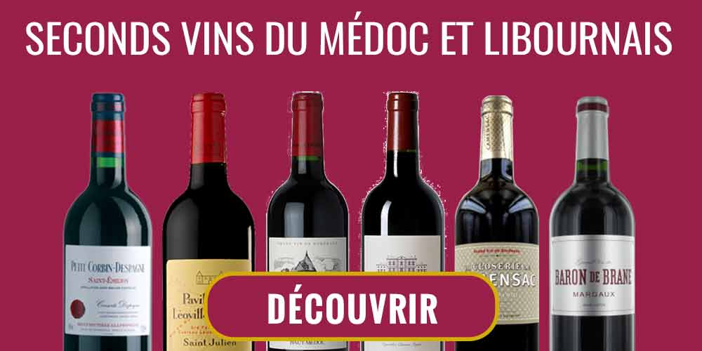 Bordeaux seconds vins