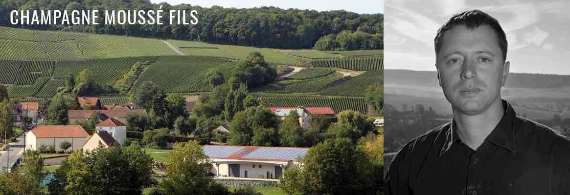 Champagne Moussé Fils, Champagne de la Vallée de la Marne