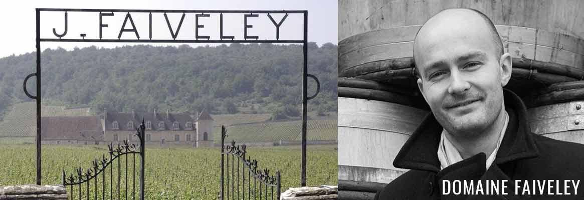 Domaine Faiveley, grands vins de Bourgogne, Côte de Nuits, Côte de Beaune et Côte chalonnaise