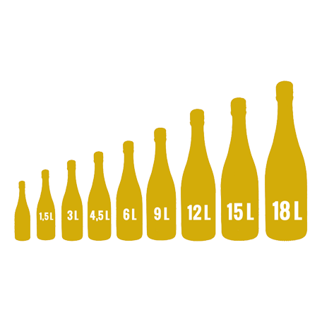 Voir les grands formats de bouteilles