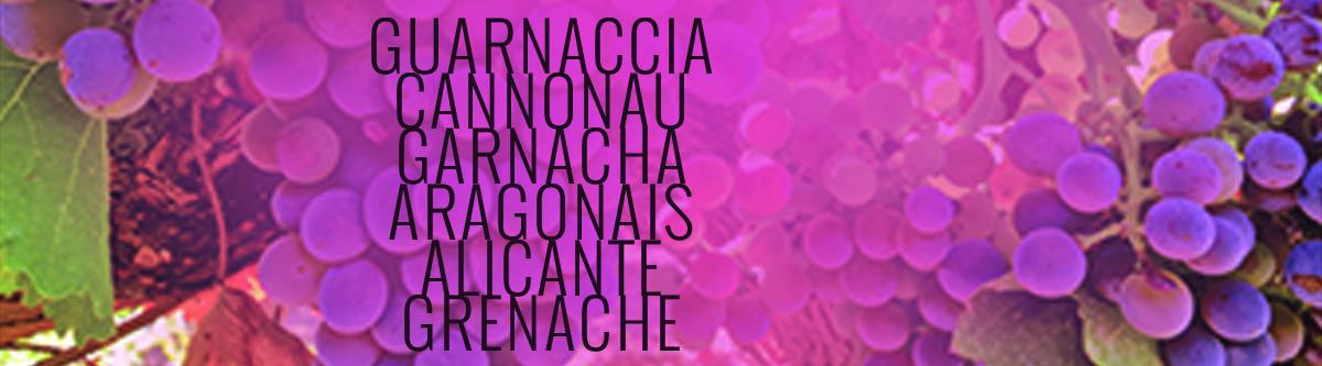 Le Grenache noir et les vins du Rhône, de Provence et du Roussillon