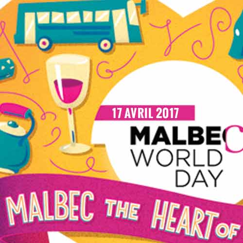 Malbec Day le 17 avril