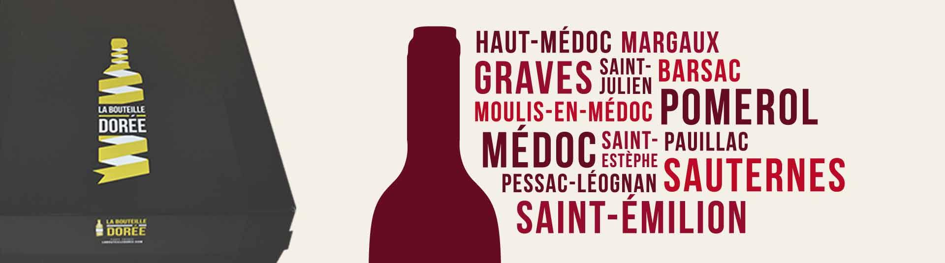 Cadeaux Vins Bordeaux
