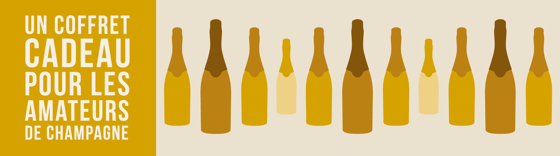 Cadeaux Coffrets Champagne