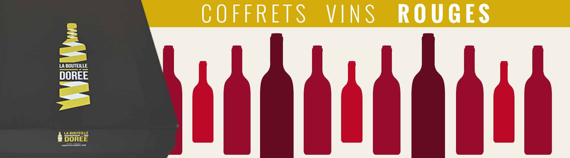 Box cadeau vins rouges