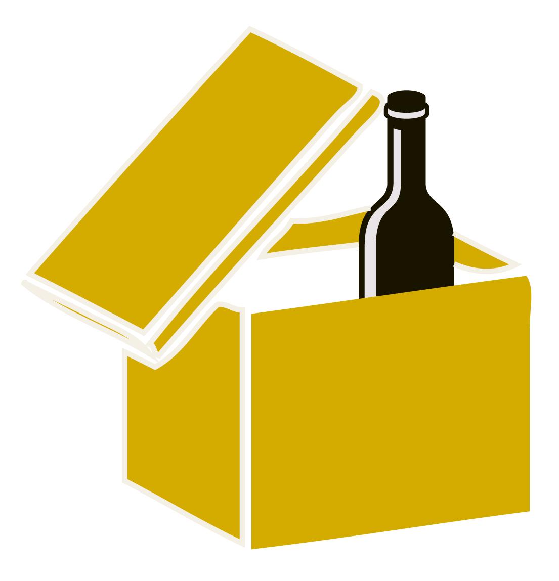 le guide du cadeau vin pour un anniversaire la bouteille. Black Bedroom Furniture Sets. Home Design Ideas