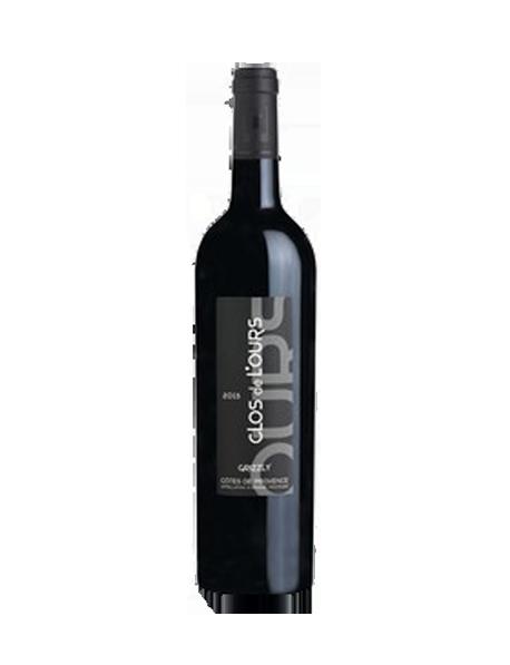 Clos de l'Ours Côtes-de-Provence Grizzly Bio Rouge 2013