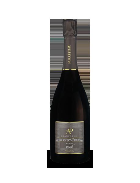 Champagne Allouchery-Perseval Brut millésimé 2006