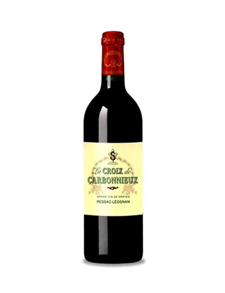La Croix de Carbonnieux Pessac-Léognan Rouge 2011