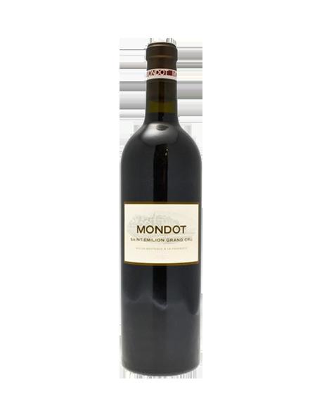 Mondot Saint-Emilion 2ème vin de Château Troplong-Mondot Rouge 1985
