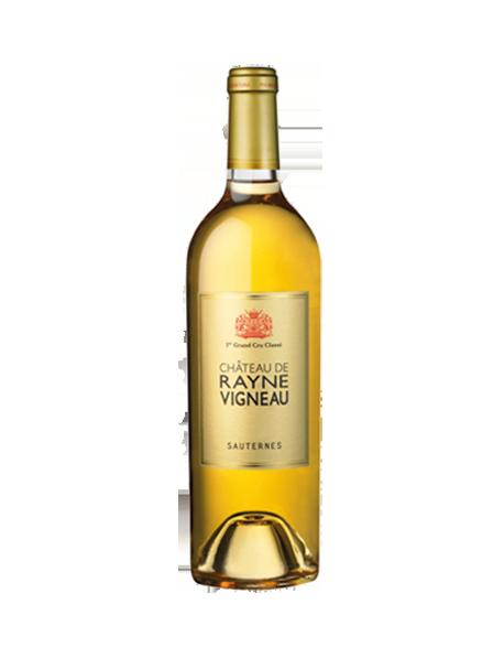 Château de Rayne Vigneau Sauternes 1er Grand Cru Classé Blanc Liquoreux 2005